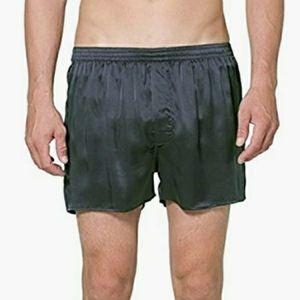 Intimo 100% silk boxers